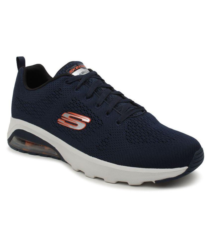 20870f81a6c484 Skechers Men 51492 SKECH-AIR EXTREME- NATSON Navy Running Shoes - Buy Skechers  Men 51492 SKECH-AIR EXTREME- NATSON Navy Running Shoes Online at Best  Prices ...
