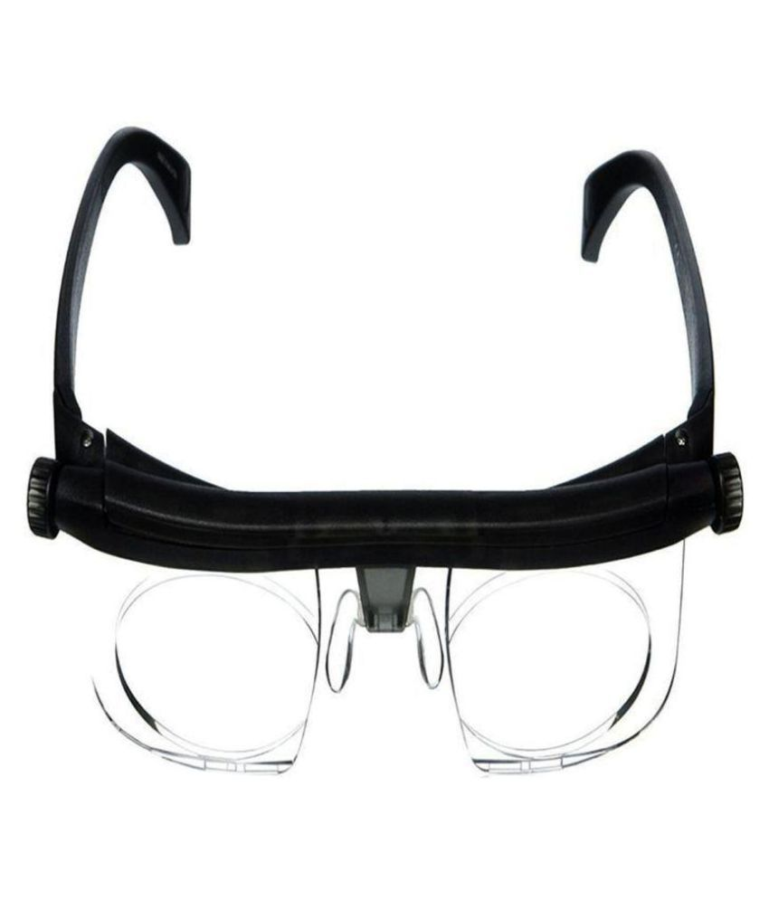 906a050d5cb Dial Vision Glasses by Bulb Head Adjustable Lenses Magnifying Glass  Magnifier  Buy Online at Best Price in India - Snapdeal