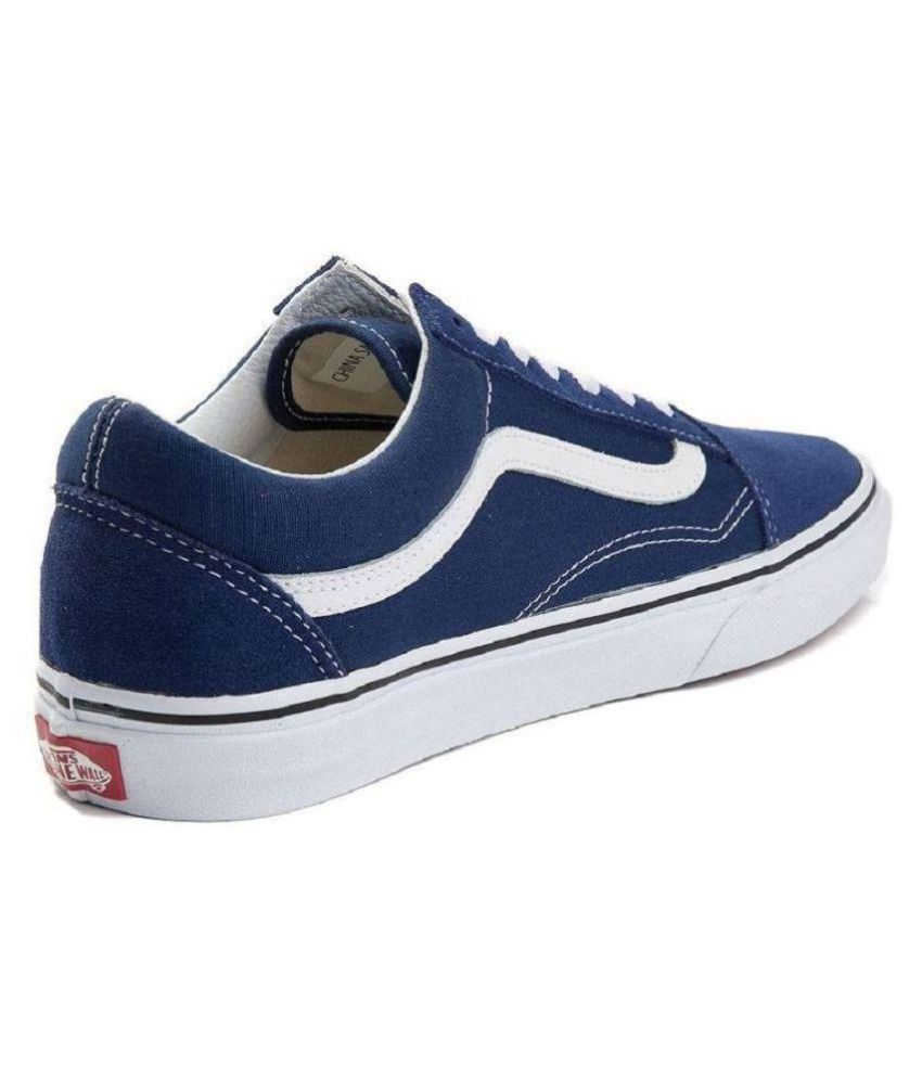 5cb18441cc VANS Old Skool fashion Sneakers Navy Casual Shoes - Buy VANS Old ...