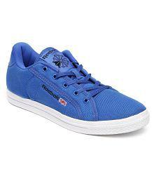 Reebok Blue Casual Shoes
