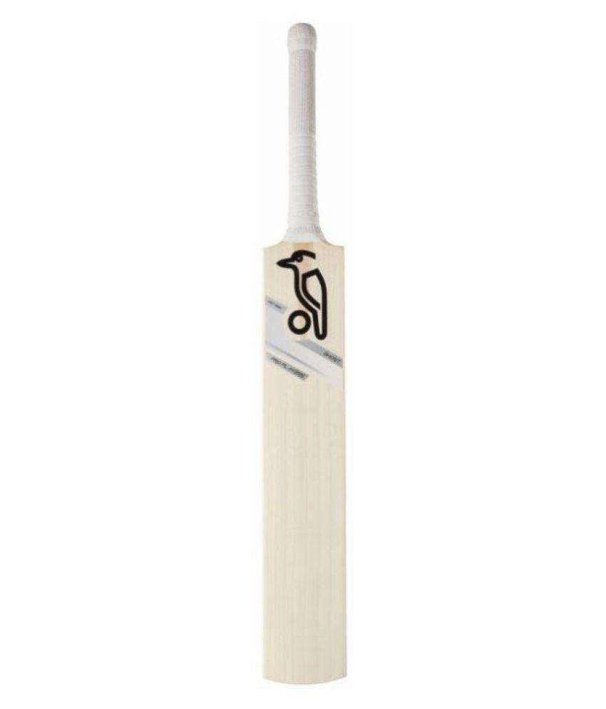 ba02d6cdf Raider KOOKABURRA Ghost Player Edition (SH) English Willow Cricket Bat  (Short Handle
