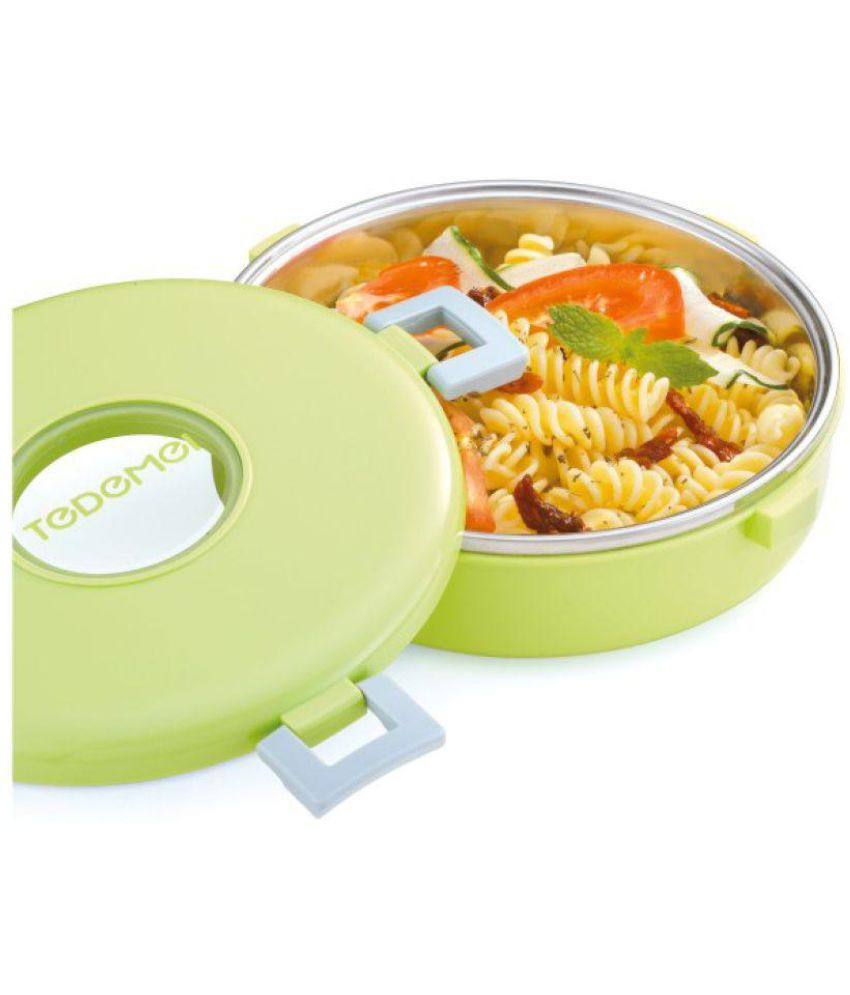 VAGMI Multicolor Stainless Steel Lunch Box