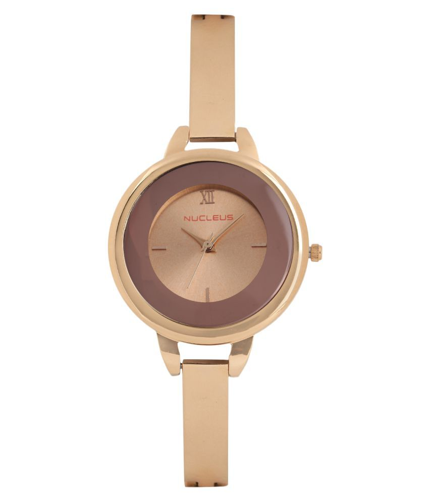 Nucleus Analog Watch for Formal & Casual Wear for Women NTLRGMRG