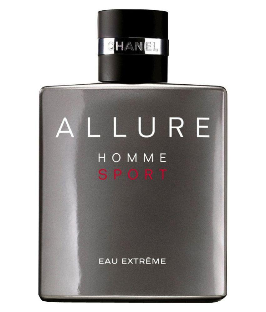 Chanel Allure Homme Sport Eau Extreme Eau De Parfum Spray 100ml Buy