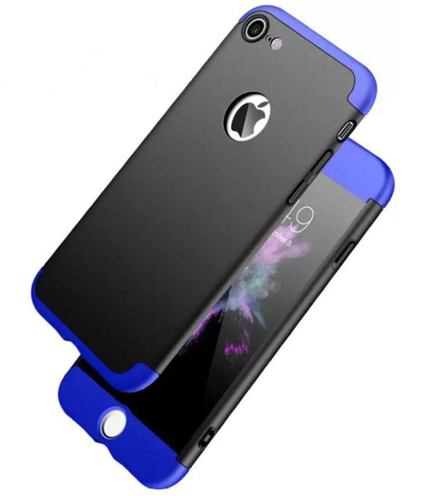 rivenditore all'ingrosso adc2b ea536 Apple iPhone 6S Plus Hybrid Covers JMA - Blue Original Gkk 360° Protection  Slim Case