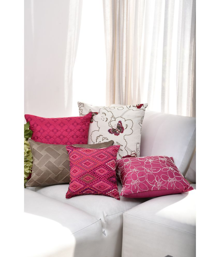 The Cushion Project Set of 5 Others Cushion Covers Other Sizes