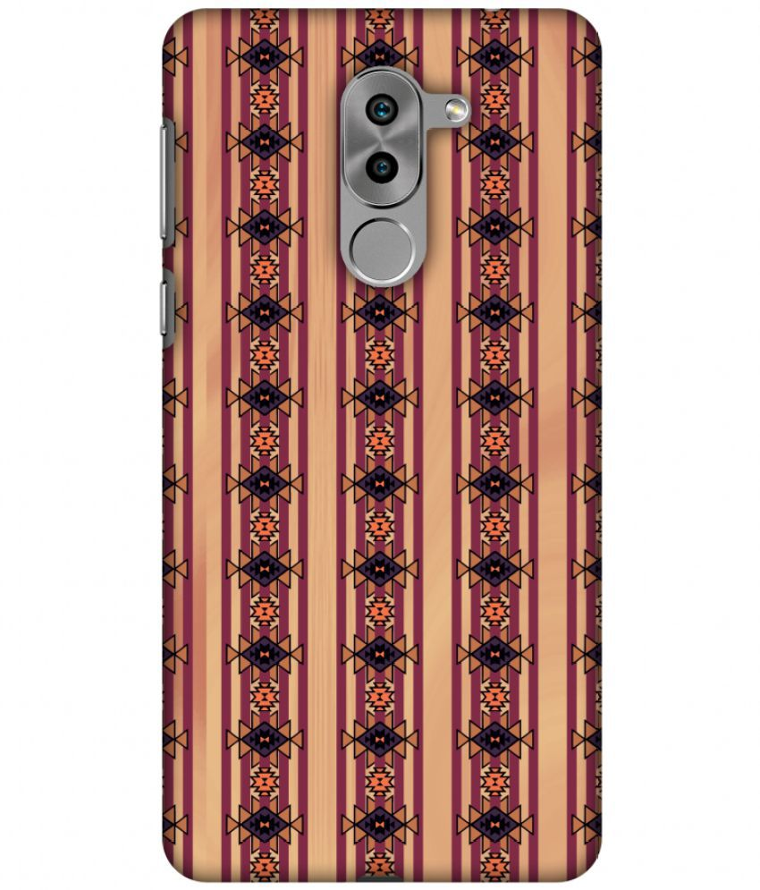 Huawei Honor 6X Printed Cover By Amzer