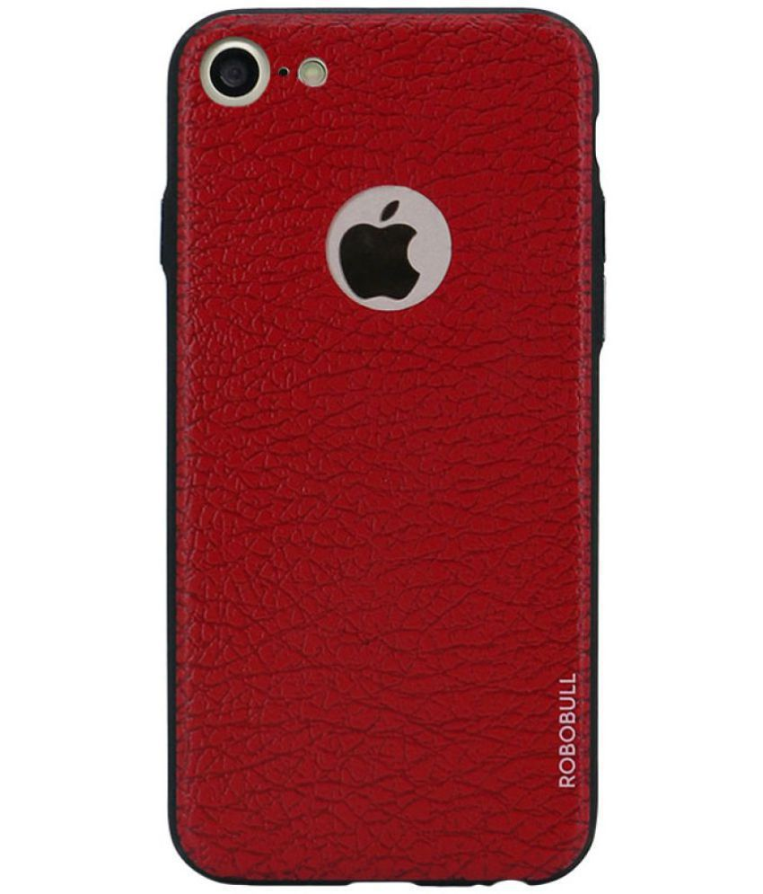 Apple iPhone 7 Printed Cover By Robobull