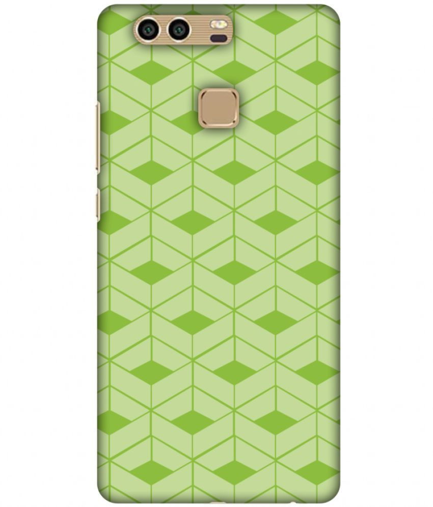 Huawei P9 Printed Cover By Amzer