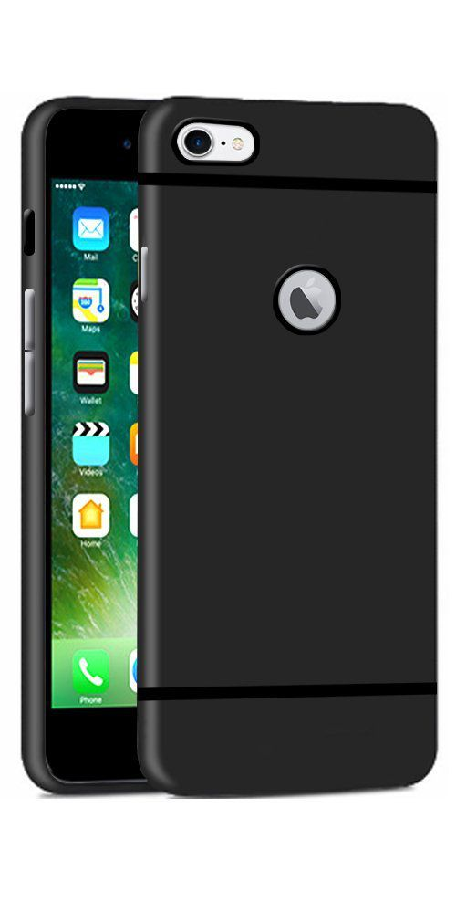Apple iPhone 7 Plain Cases SEI HEI KI - Black