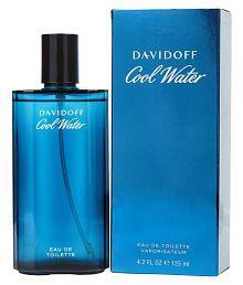 Davidoff Cool Water Men's EDT Perfume- 125 ml