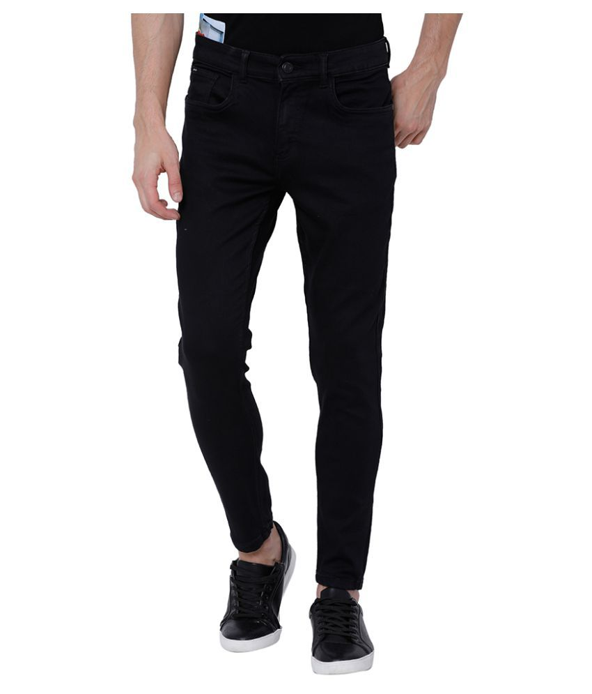 Highlander Black Slim Jeans