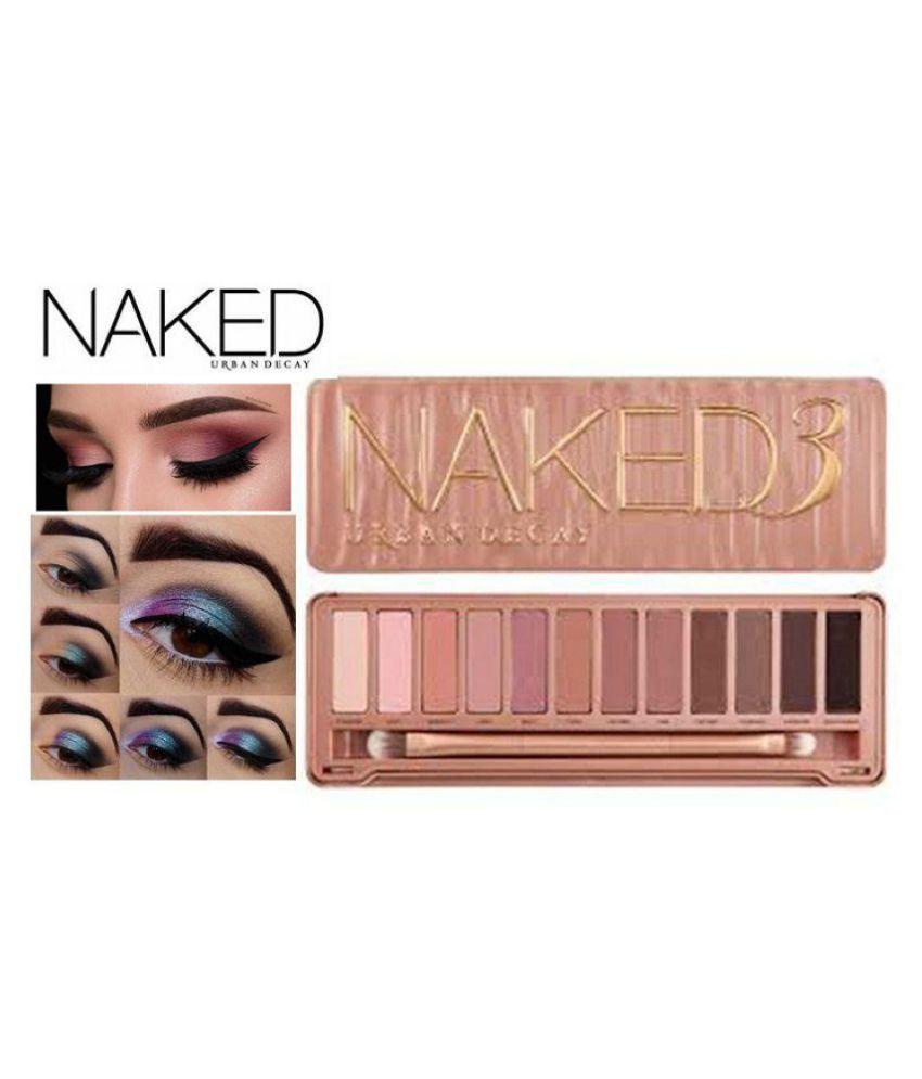 Urban Decay Makeup | Urban Decay Naked 3 | Poshmark