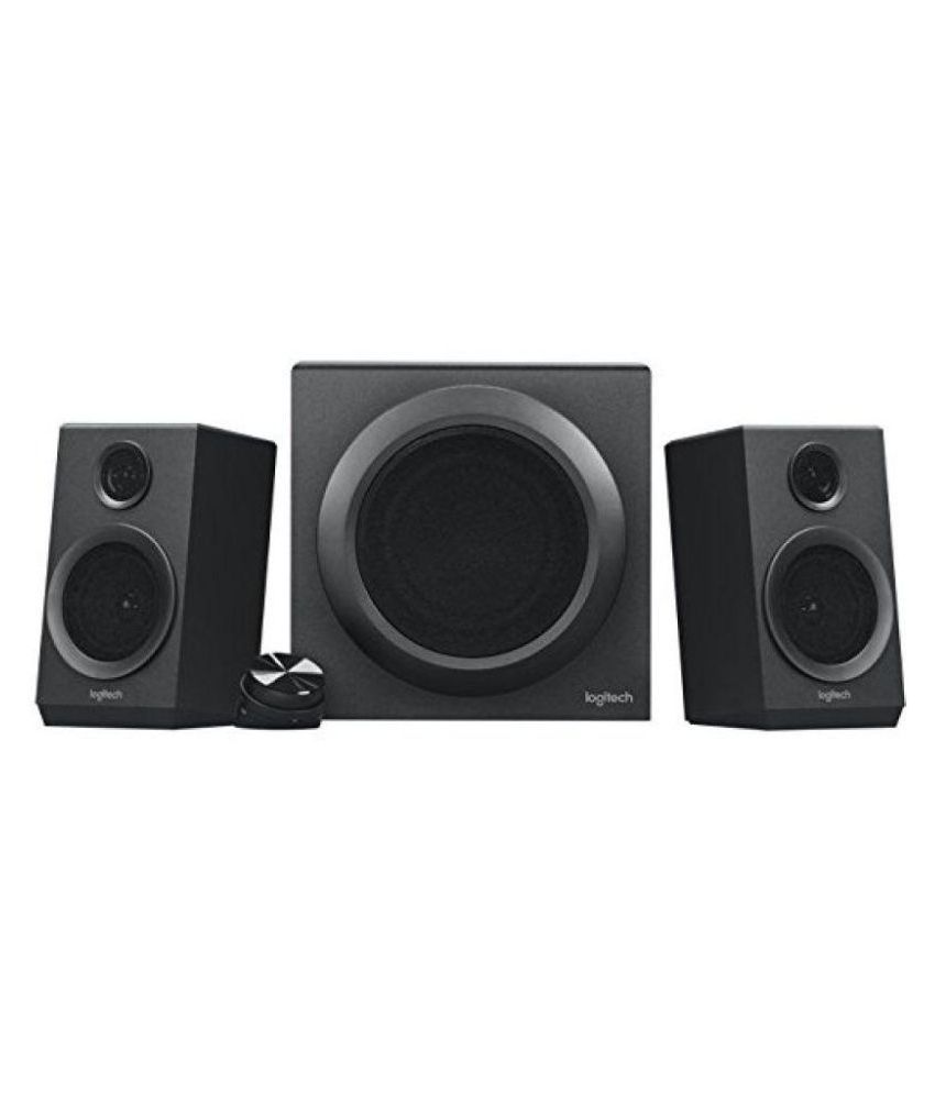 4a237b6a8f6 Buy Logitech Z333 2.1 Multimedia Speakers - Black Online at Best Price in  India - Snapdeal