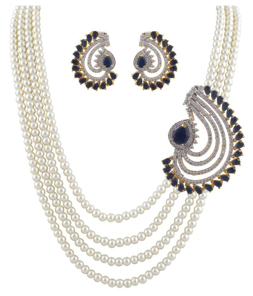 ClassiqueDesigner Beautiful Pearl Set (cp1327)