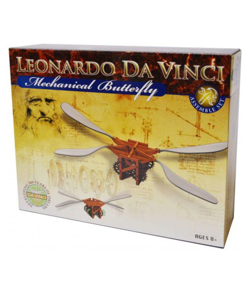 Leonardo Da Vinci Mechanical butterfly