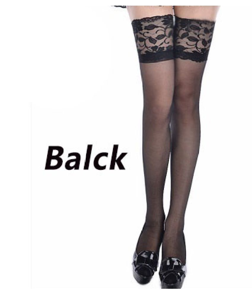 e05339ab15cf7 ... Female sexy stocking hose women Thigh high stockings appeal to fix the leg  show thin lace ...