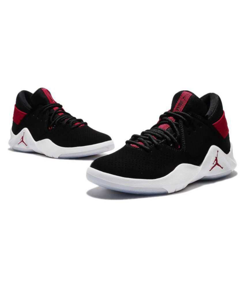 3df390151388a6 Jordan Flight Fresh Black Basketball Shoes - Buy Jordan Flight Fresh Black Basketball  Shoes Online at Best Prices in India on Snapdeal