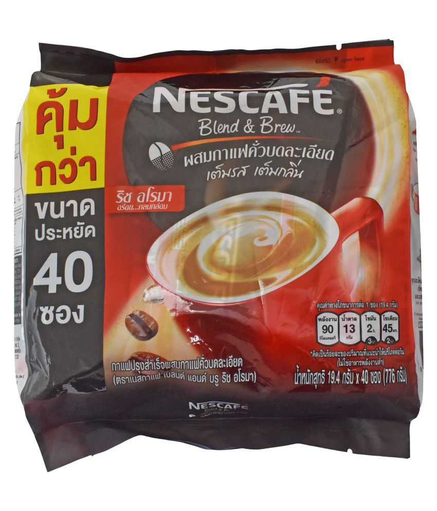 Nescafe Instant Coffee Powder 776 gm: Buy Nescafe Instant ...