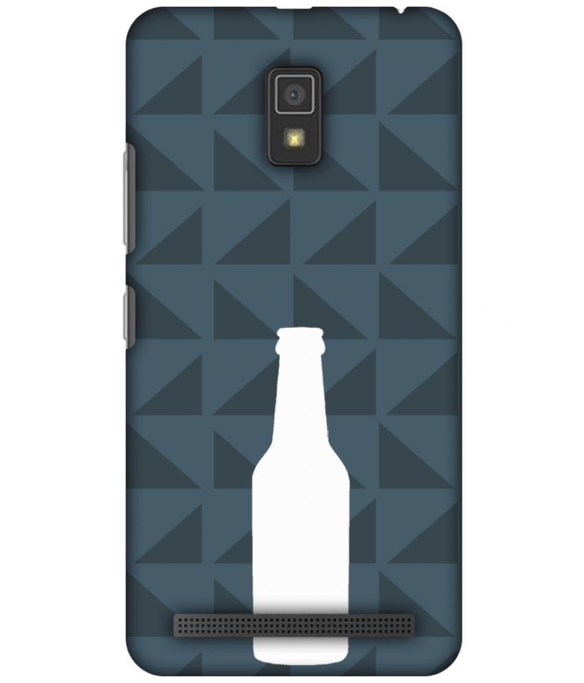 Lenovo A6600 Plus Printed Cover By Amzer