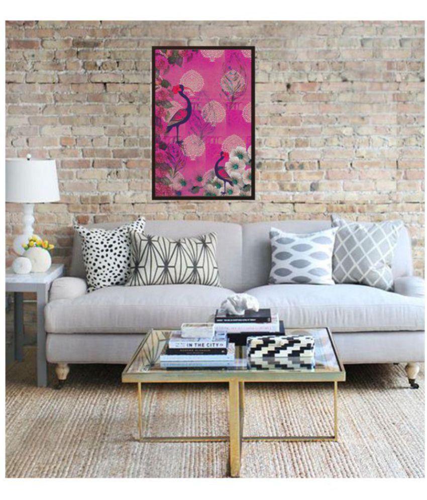 Antaram Designs Antaram Digital Wall Art Painting Canvas Painting Without Frame