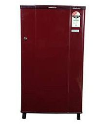Videocon 150 Ltr 1 Star va161ptma Single Door Refrigerator - Maroon