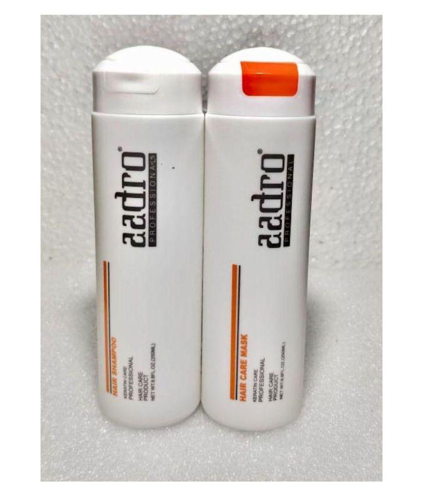 Aadro Keratin Care Shampoo Conditioner 250ml Ml Pack Of 2 Buy