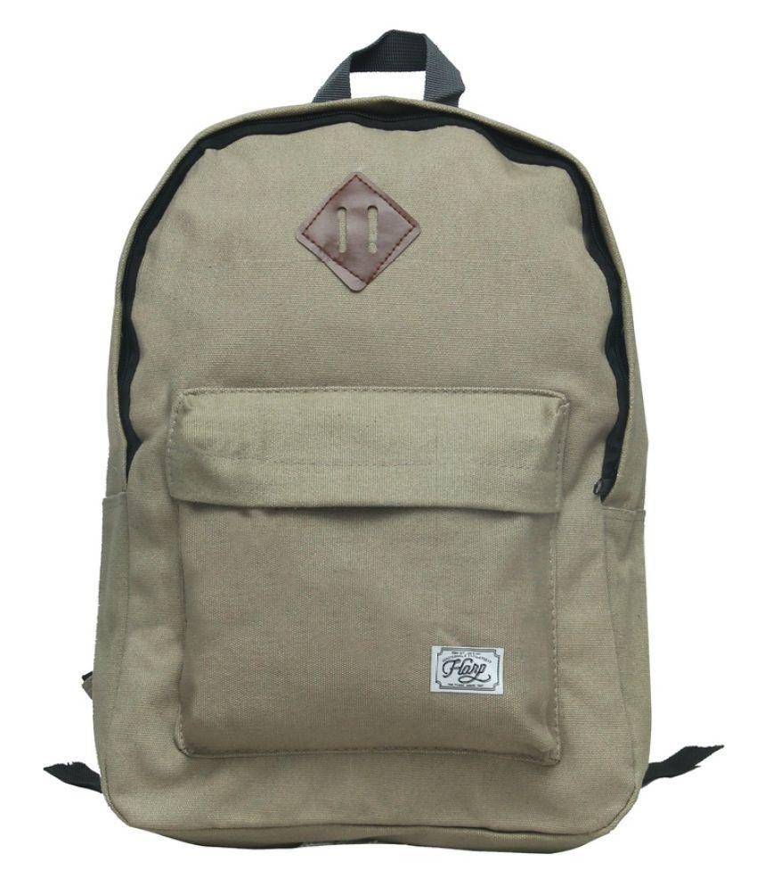 Harp Biege Chicago Backpack 20L Backpack