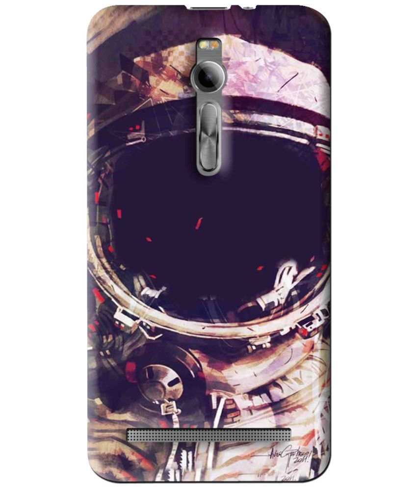 Asus Zenfone 2 3D Back Covers By Snooky