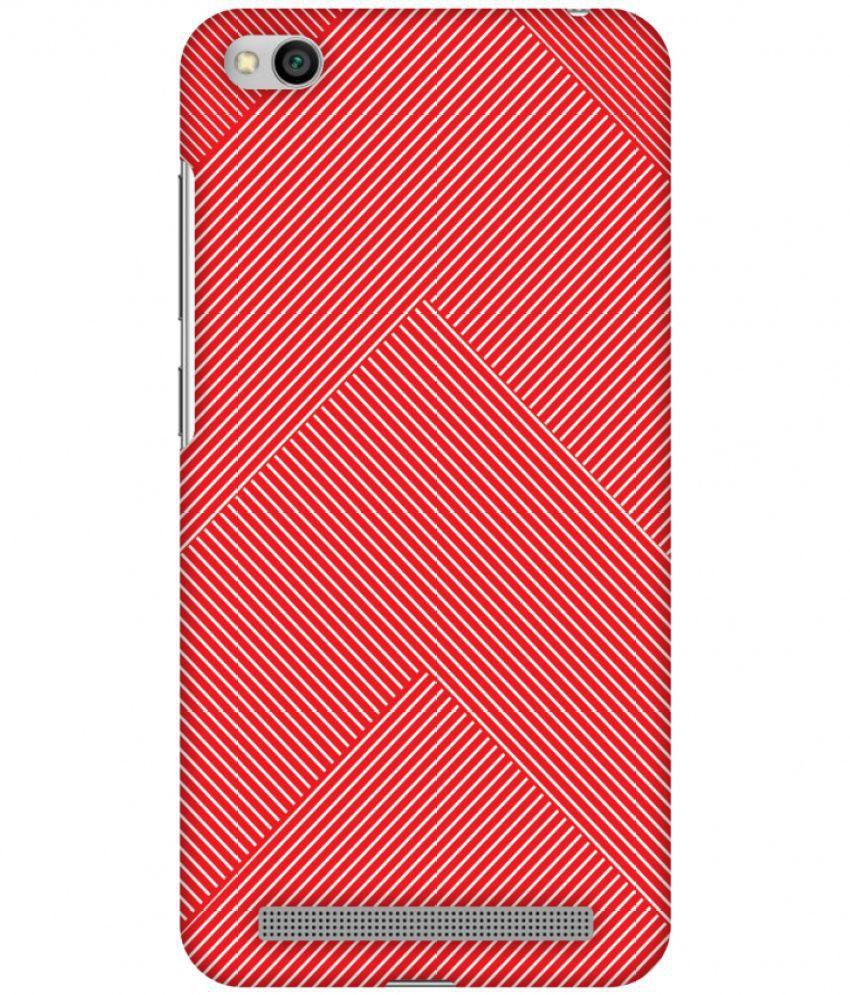 Xiaomi Redmi 5A Printed Cover By Amzer