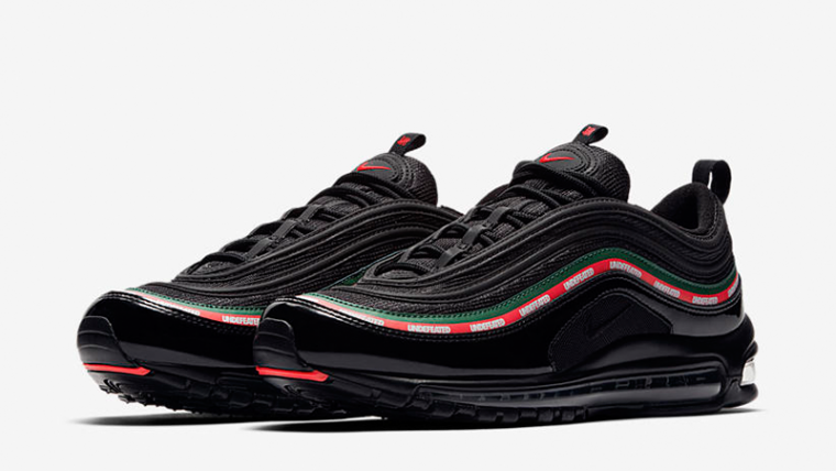 Nike Air Max 97 UNDEFEATED Black Running Shoes - Buy Nike Air Max 97  UNDEFEATED Black Running Shoes Online at Best Prices in India on Snapdeal 282c78c1c