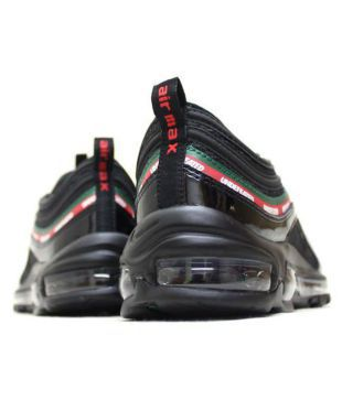 buy online 0d2f9 0be7c Nike Air Max 97 UNDEFEATED Black Running Shoes - Buy Nike ...