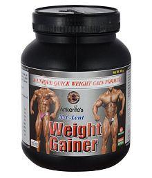 Ankerite X-C-Lent Weight Gainer : A Unique Quick Weight Gain Formula 500 gm Weight Gainer Powder