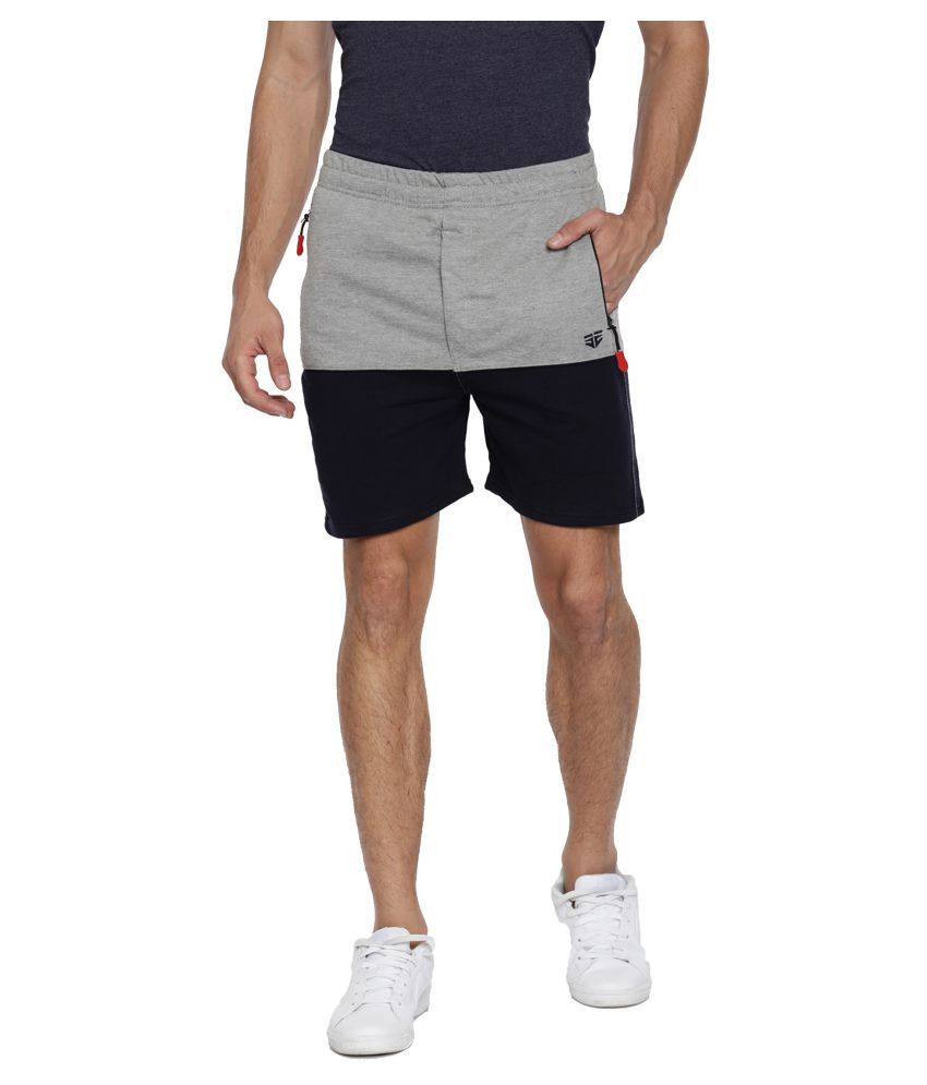 Fifty Two Blue Shorts