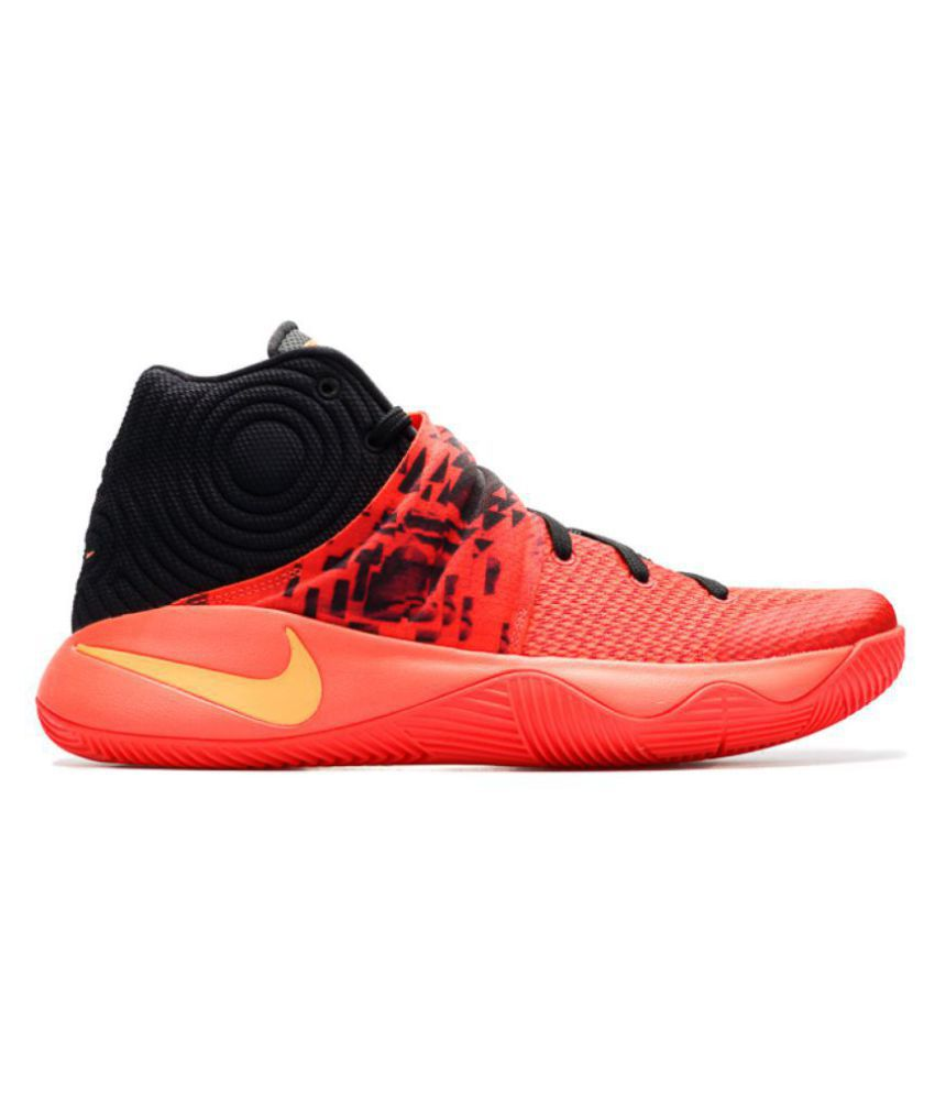 bdbb94f52 Nike KYRIE 2 SMME BLACK Red Basketball Shoes - Buy Nike KYRIE 2 SMME BLACK  Red Basketball Shoes Online at Best Prices in India on Snapdeal