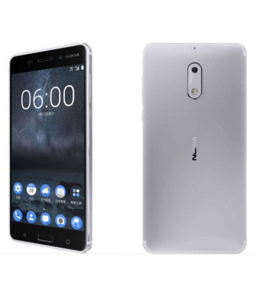 Nokia Silver White 6 32GB