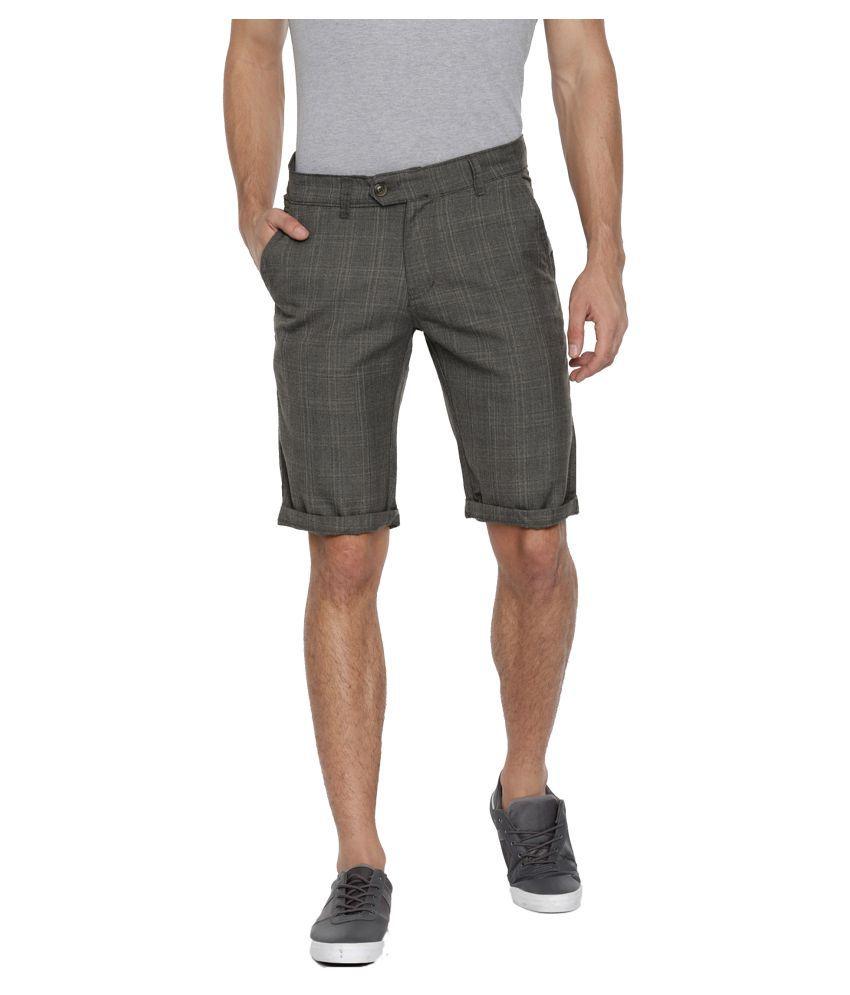Sports 52 Wear Grey Shorts