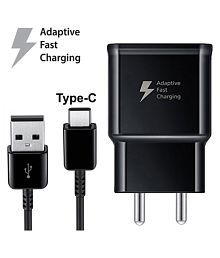 Samsung 2.1A Travel Charger with Type-C Cable