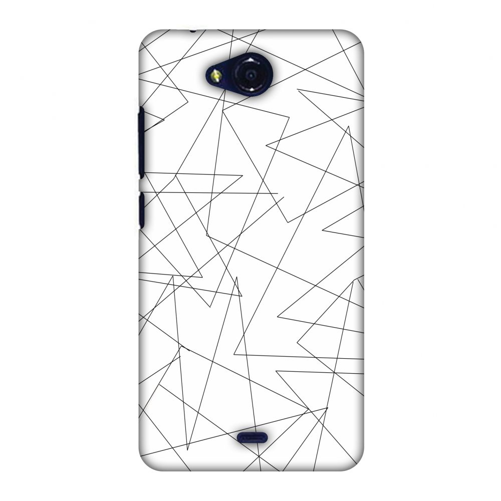 Micromax Canvas Play Printed Cover By Amzer