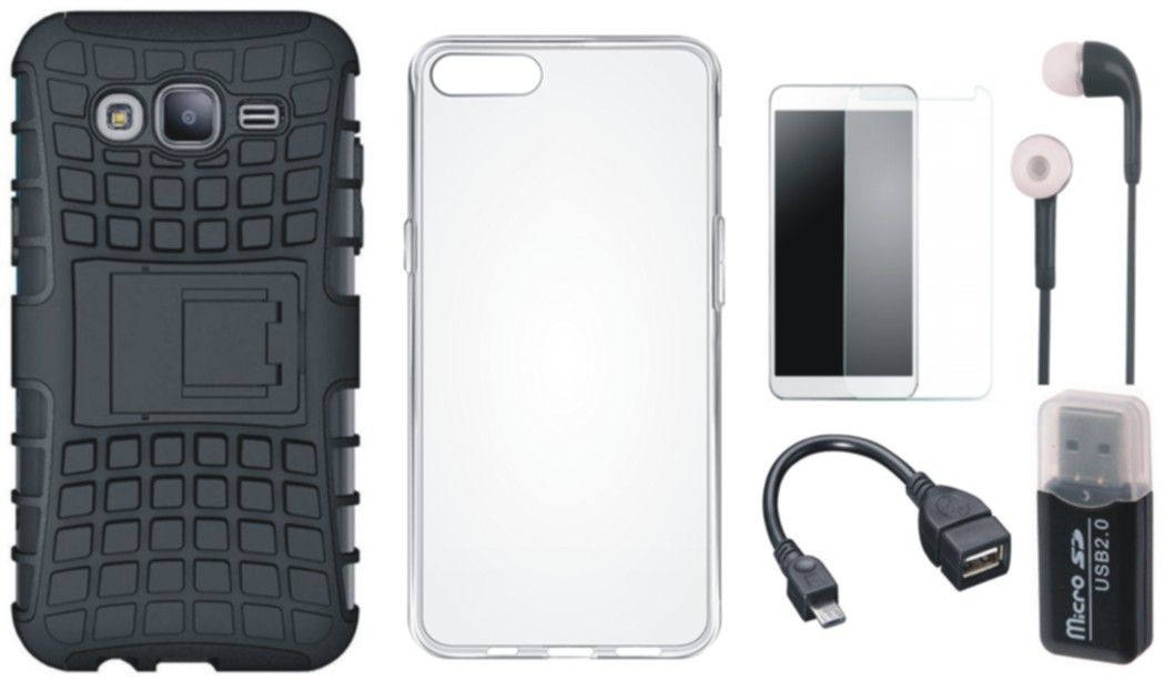 Samsung J7 Prime 2 Cover Combo by Matrix