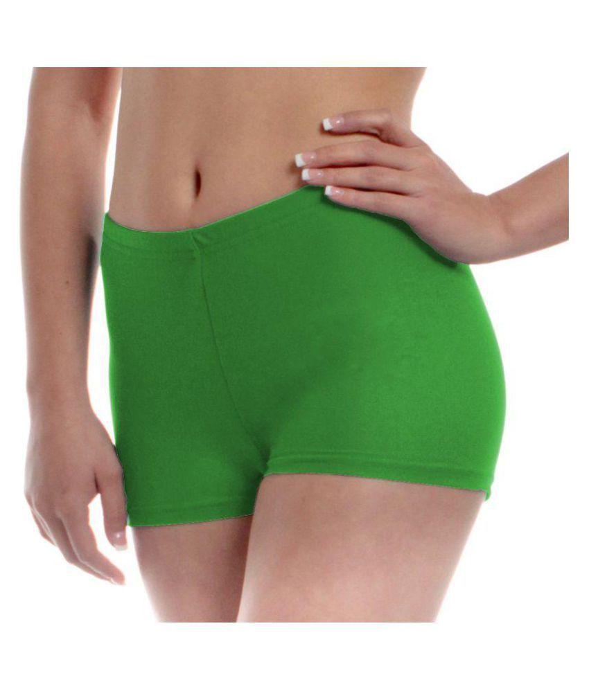 THE BLAZZE Cotton Bralette - Green