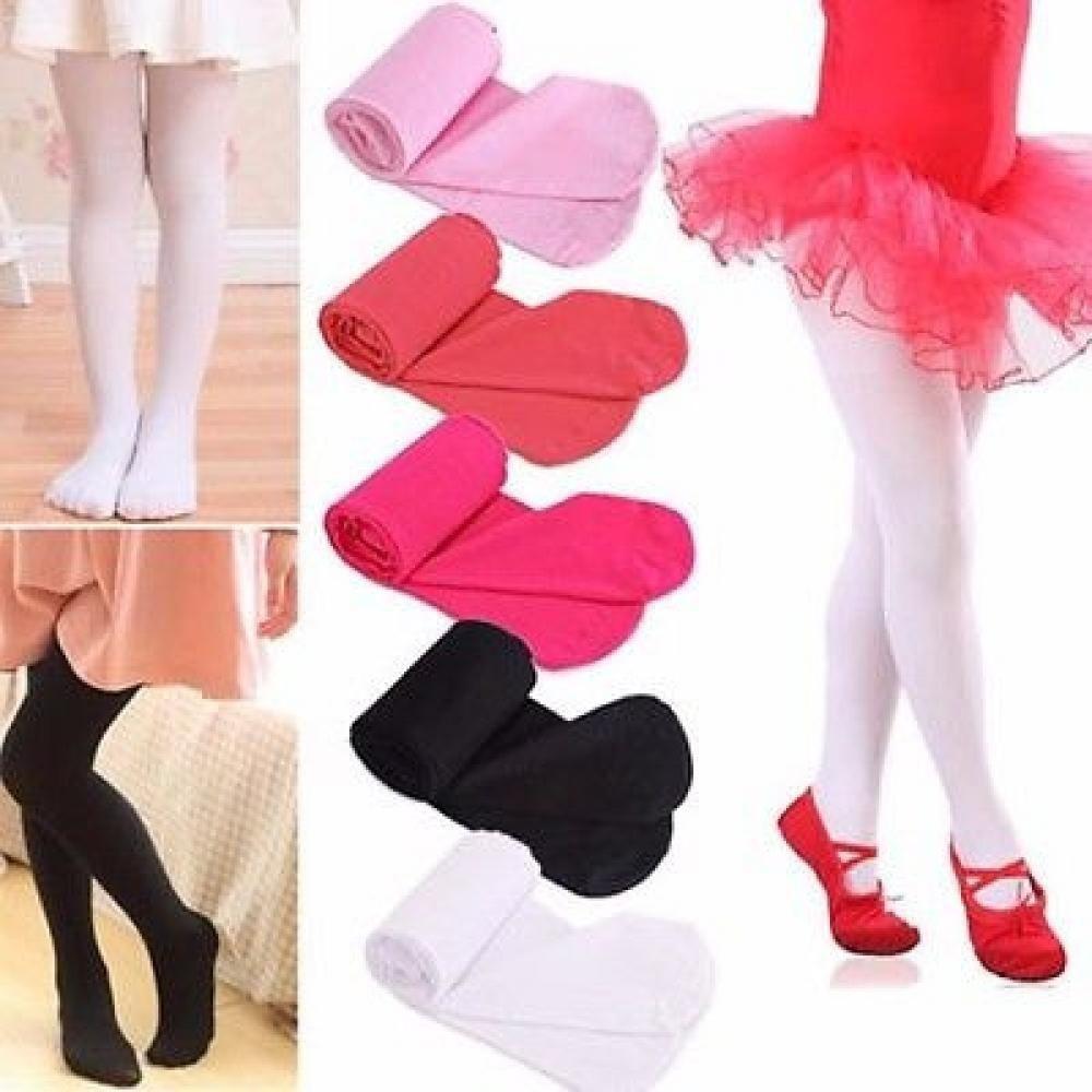 New Trend Kids Girls Baby Soft Pantyhose Tights Stockings Ballet Dance Stockings Velvet S/M/L/XL/XXL Nouvelle Tendance Enfants Filles Bébé Doux Collants Collants Bas Ballet Danse Bas Velours