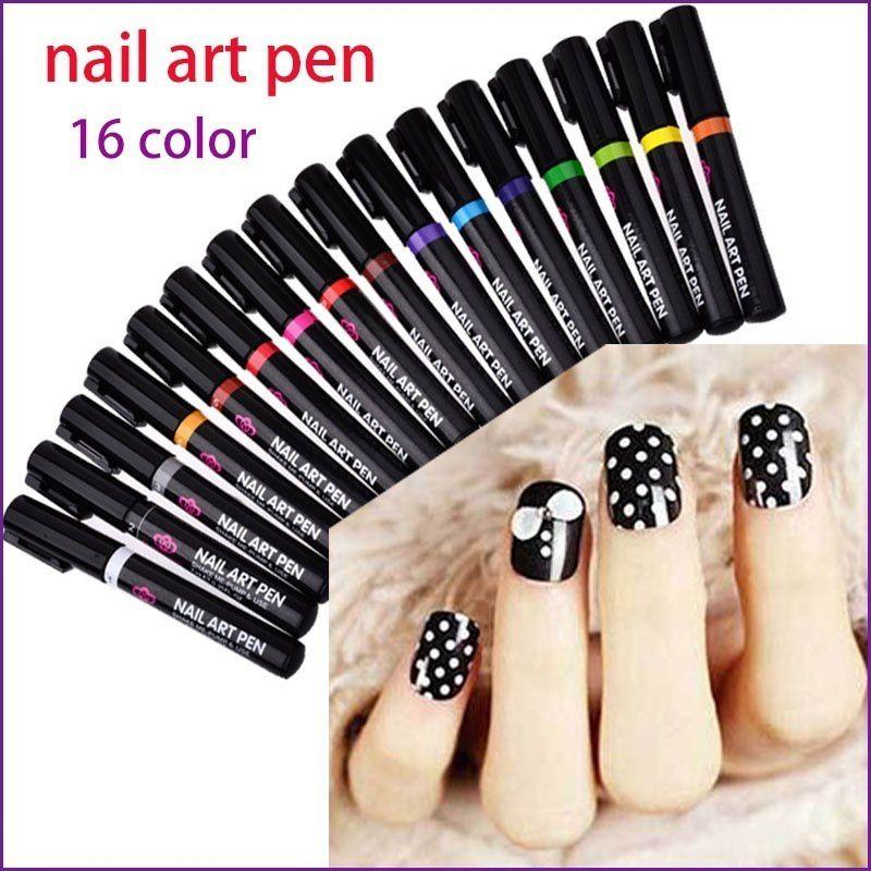 Guru Nail Polish 14 Color