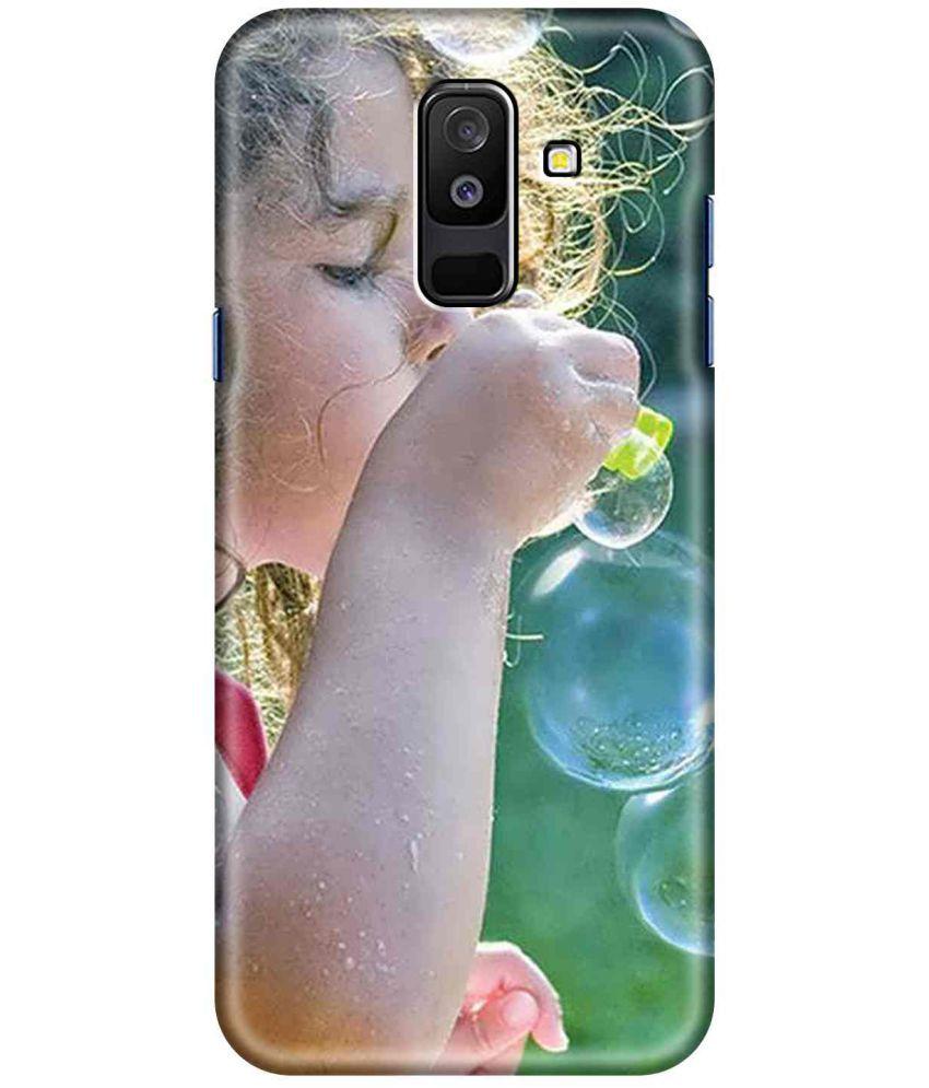pretty nice 363b6 3c7b2 Samsung Galaxy J8 2018 Printed Cover By ZAPCASE - Printed Back ...