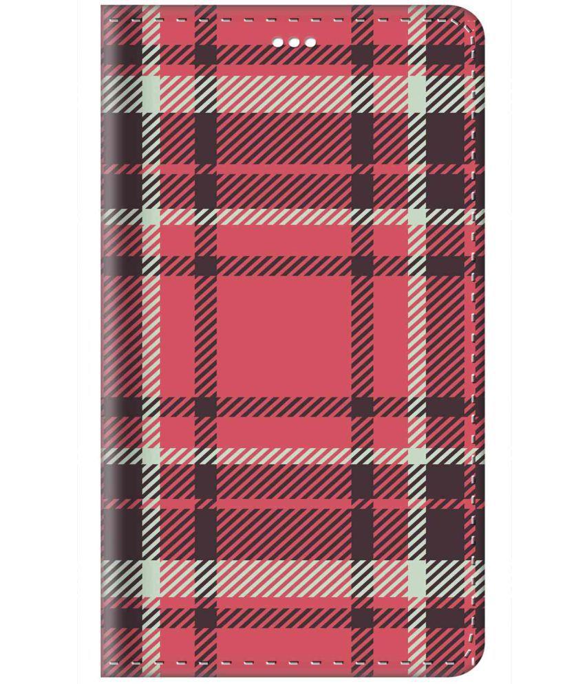 Huawei Honor 10 Flip Cover by ZAPCASE - Grey