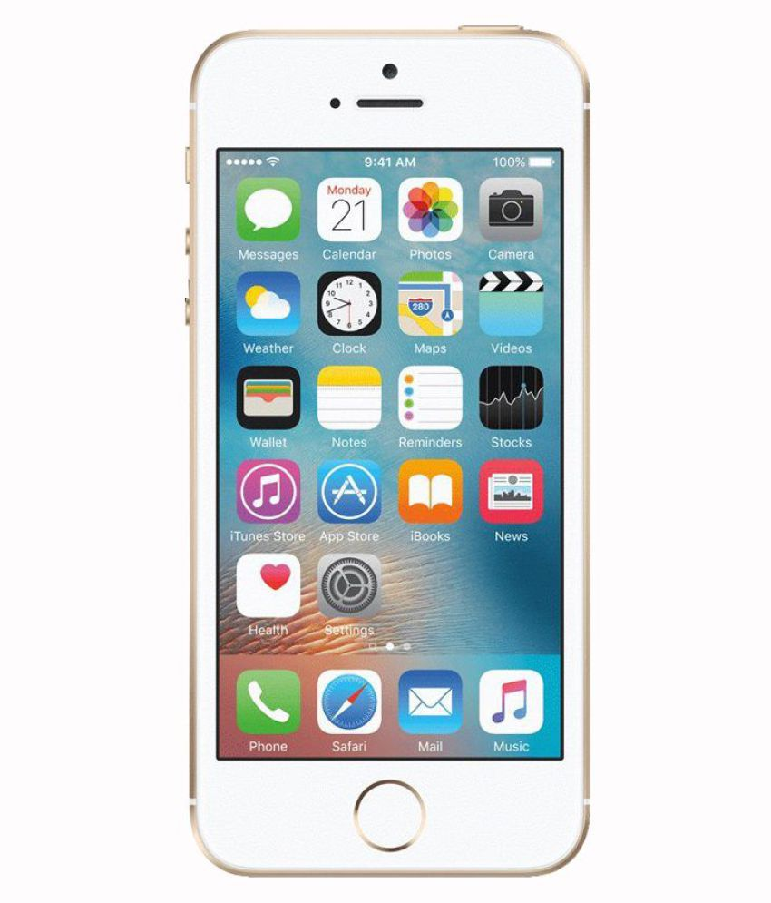 Apple Iphone 5S ( 16GB , 1 GB ) Silver
