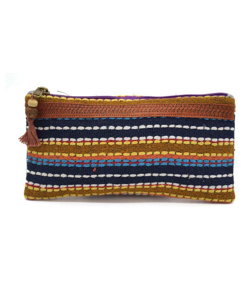 Master Piece Crafts Multi Cotton Handbags Accessories