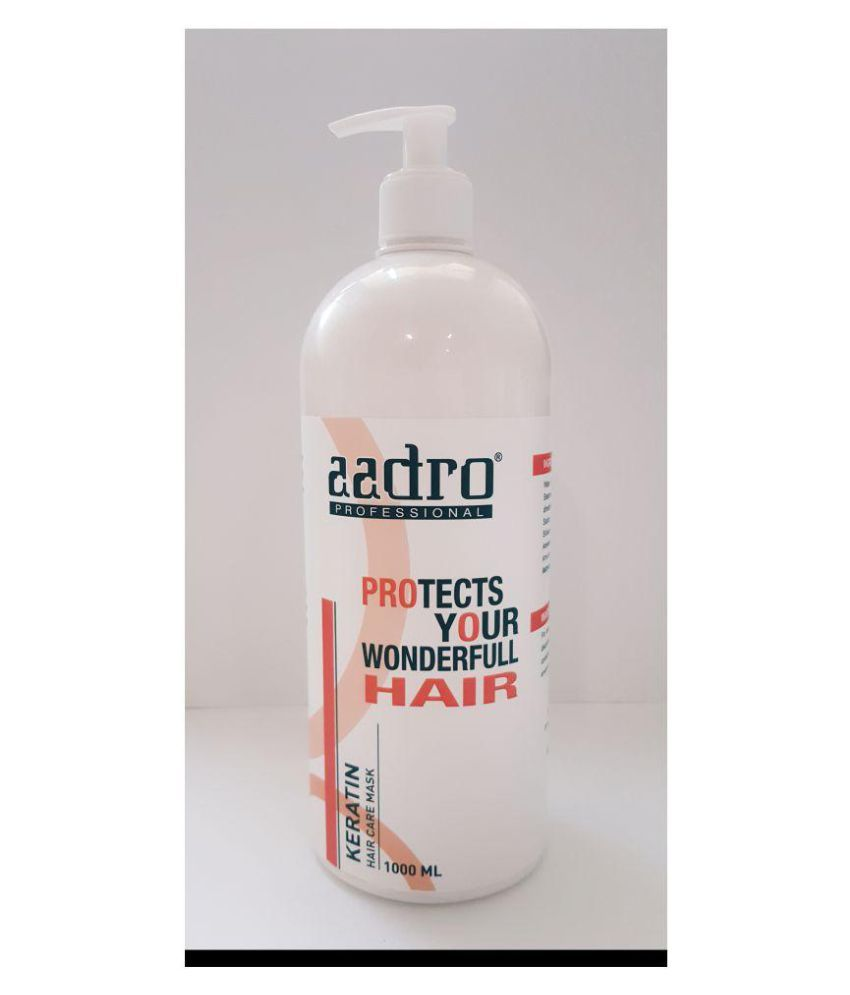 Aadro Keratin Hair Care Mask Hair Mask Cream 1000 Ml Buy Aadro