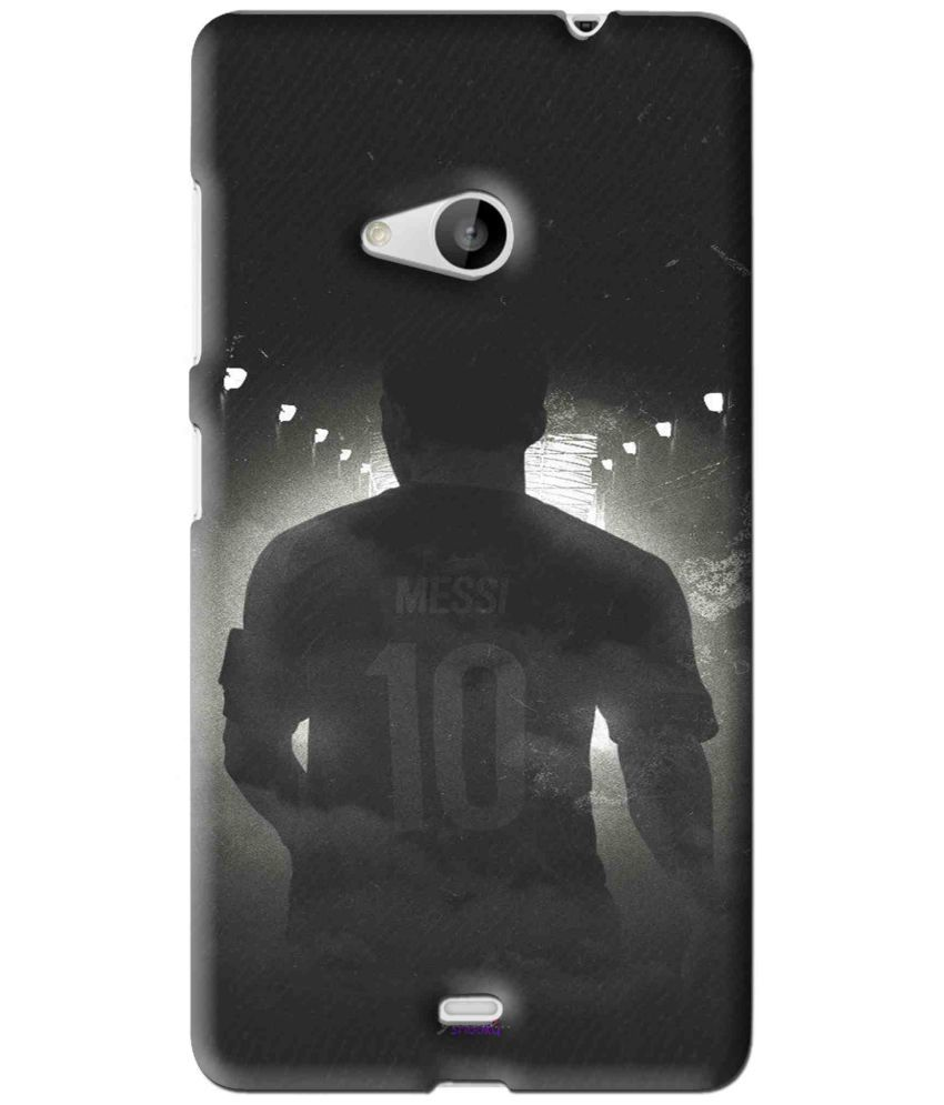 Microsoft Lumia 535 3D Back Covers By Snooky