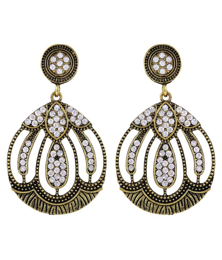 MFJ Fashion Jewellery Designer Collection Stylish Earring For Women